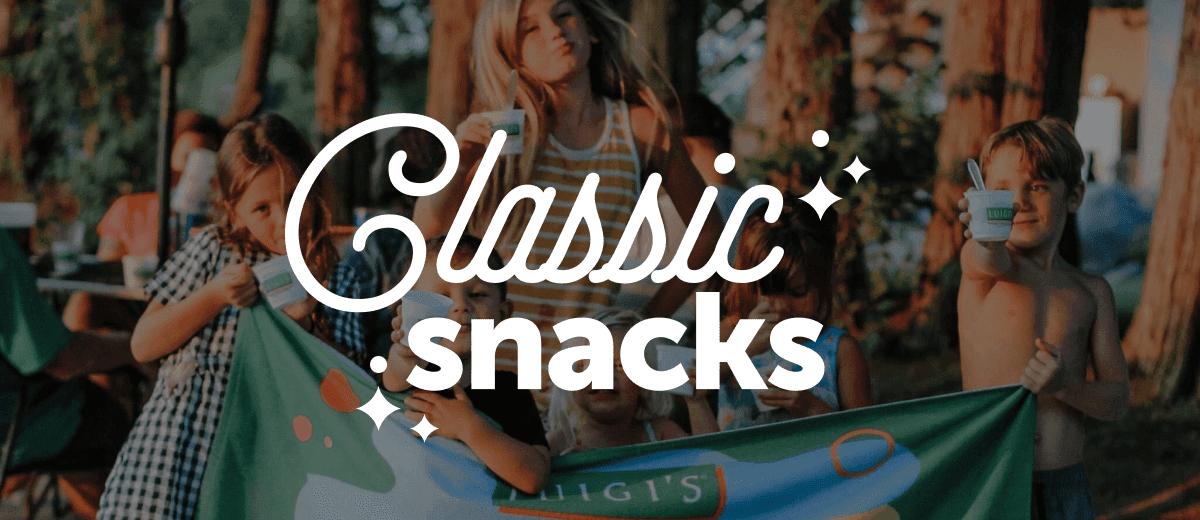 Summer Movie Snacks